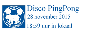 Disco PingPong